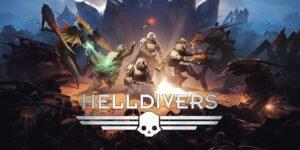 Helldivers Logo