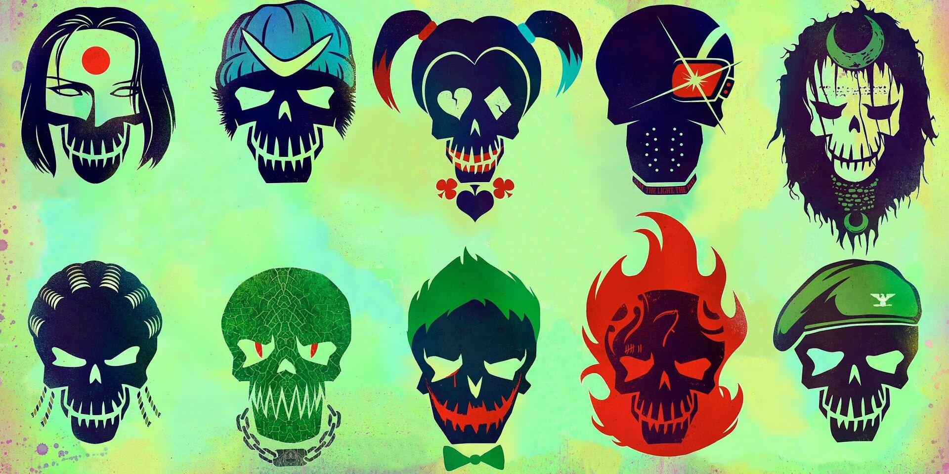 Suicide Squad — Отряд не самоубийц
